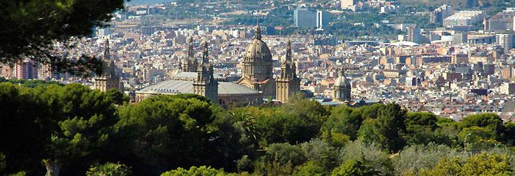 Parc-Montjuic-Barcelona