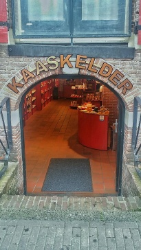 A Cheese cellar