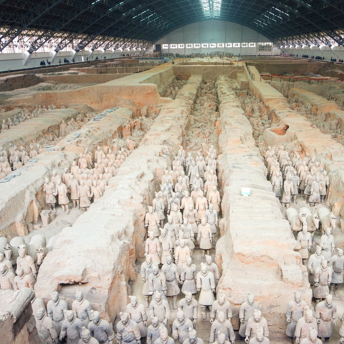 Xi'An Day 2: The Terracotta Warriors - Do's and Don'ts