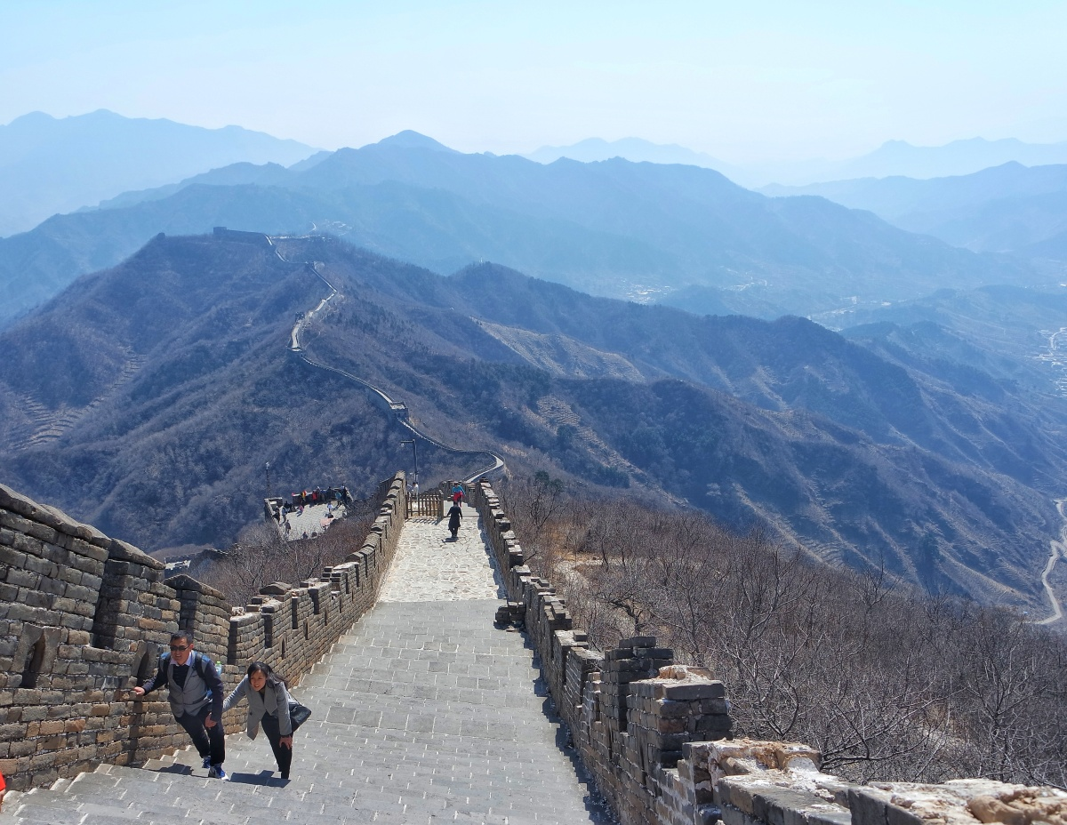 Beijing Part 2: The Great Wall and the Great Duck