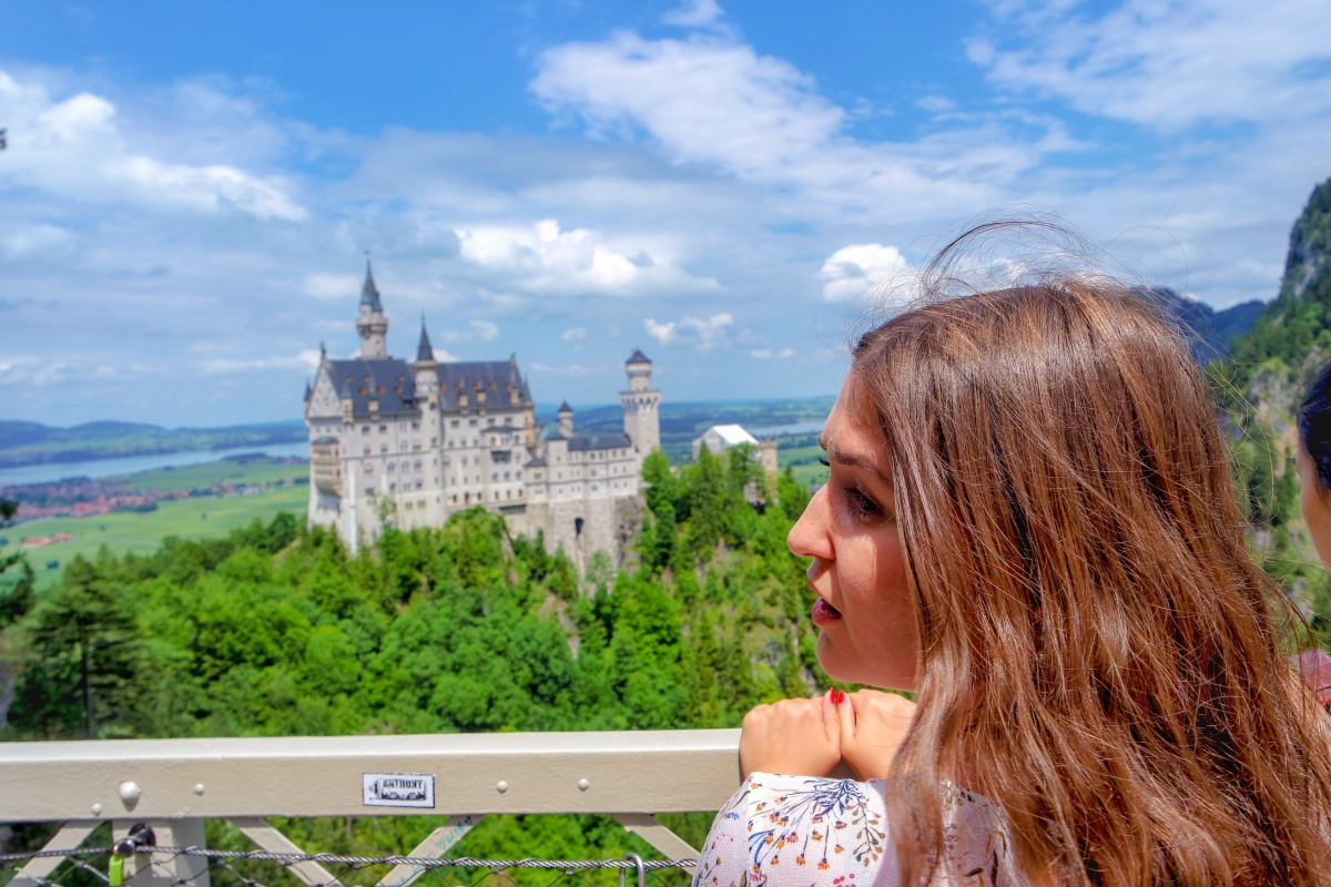 Do's and Don'ts at Neuschwanstein Castle