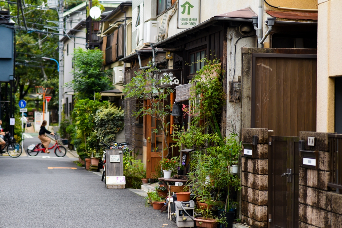 Tokyo: Off the Beaten Track Neighborhoods