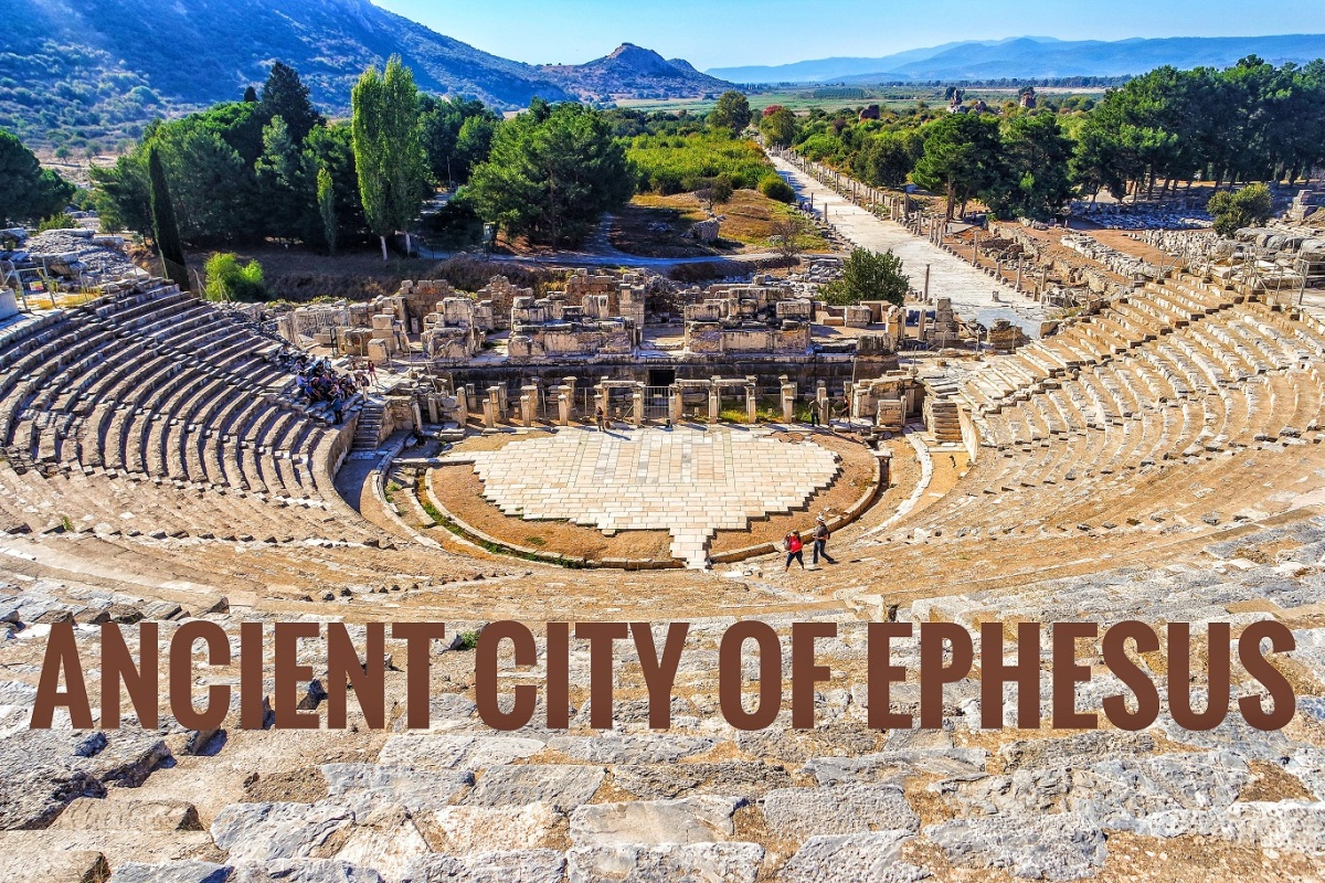 The oldest city I've seen! | The Ruins of Ephesus